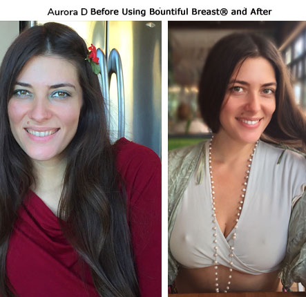 Aurora-before and after