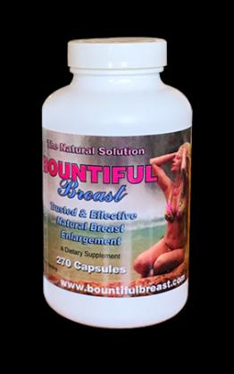 Natural Breast Enlargement Pills